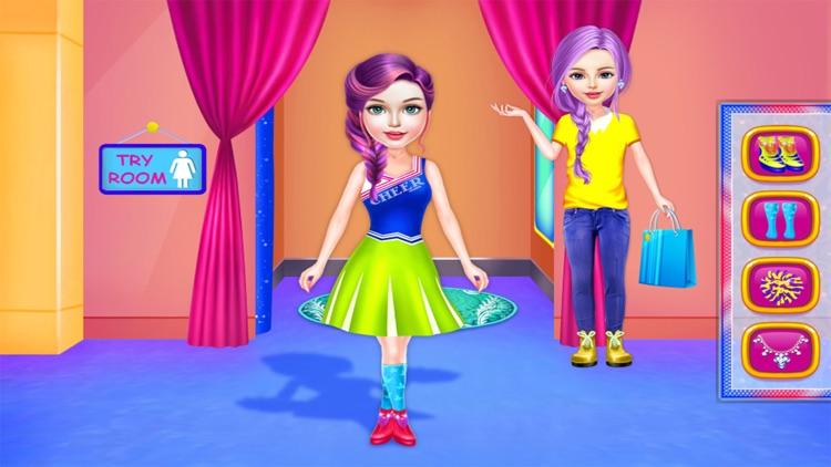 Cheerleaders Dance Competition screenshot-4