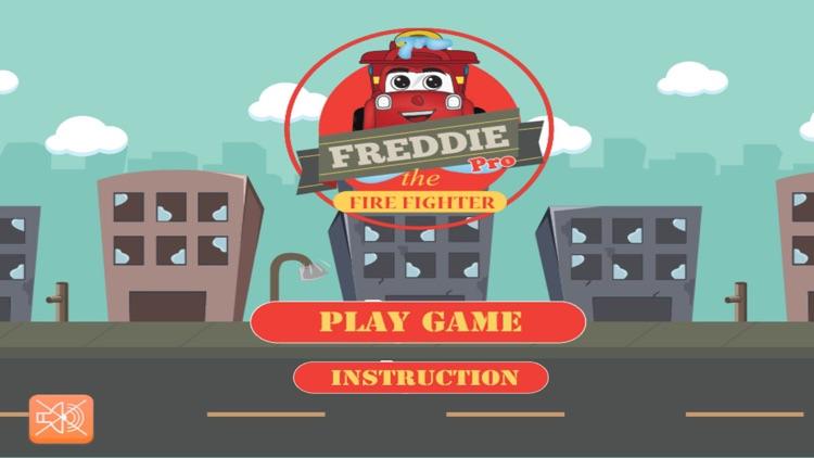 Freddie the Fire Fighter Pro Version
