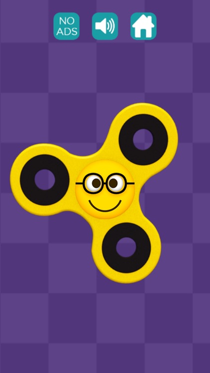 Fidget Spinner Wheel Toy - Stress Relief Emojis screenshot-3