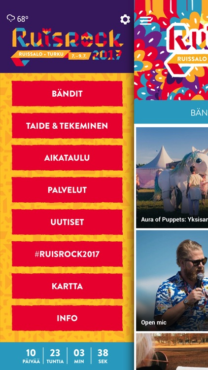 Ruisrock 2017 screenshot-1
