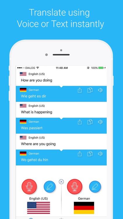 Speak Instant Translator - Voice & Text
