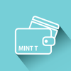 旅行用账簿, 预算账簿, 自动汇率账簿 - Mint T Wallet