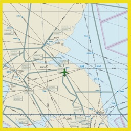 Europe High Altitude Enroute Charts-IFR Charts