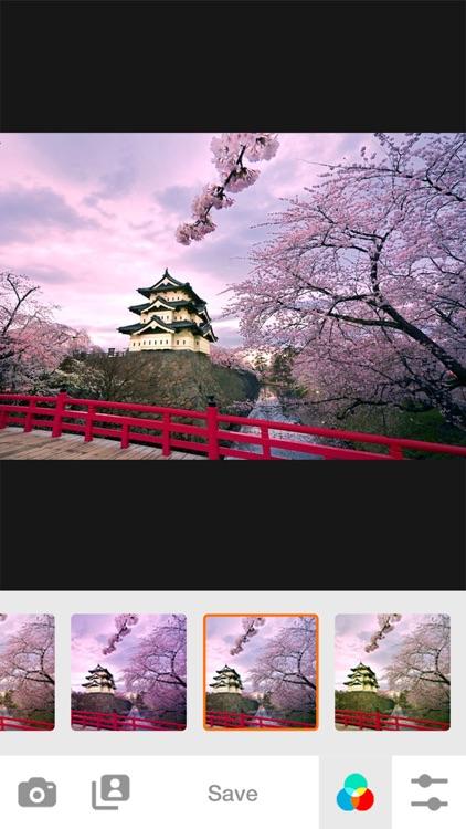 Analog Cam Okinawa - Instant Film Camera
