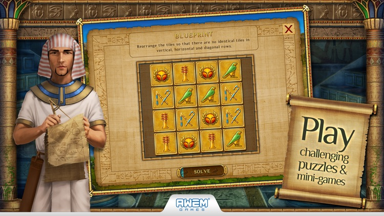 Cradle of Egypt screenshot-2