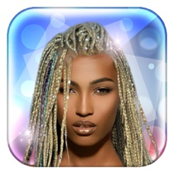 African American Women Hairstyles:Change Your Hair on the App Store