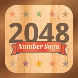 2048 Number Saga