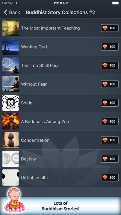 Buddha Channel - Buddhist Quotes & Daily Buddhism screenshot-4