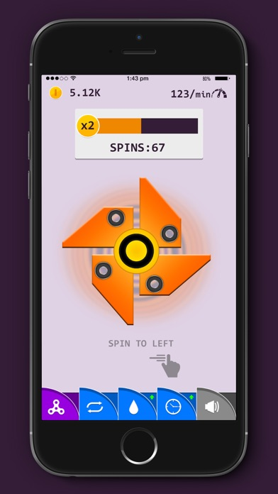 Fidget Spinner: Fidget Spinner Toy screenshot one