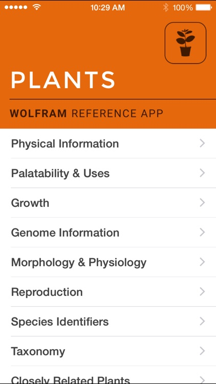 Wolfram Plants Reference App screenshot-0