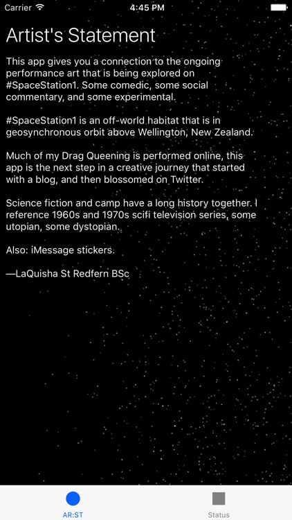 #SpaceStation1