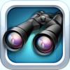 双眼鏡 – カメラを簡単にスーパーズーム