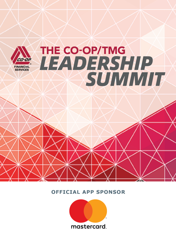 CO-OP/TMG Leadership Summit screenshot 3