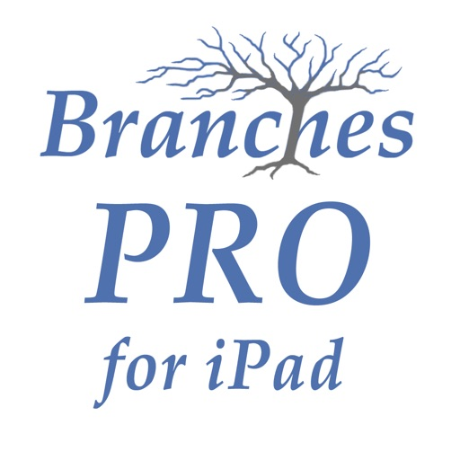 Branches Pro for iPad