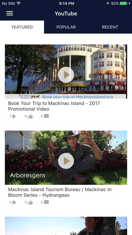 The Mackinac Traveler