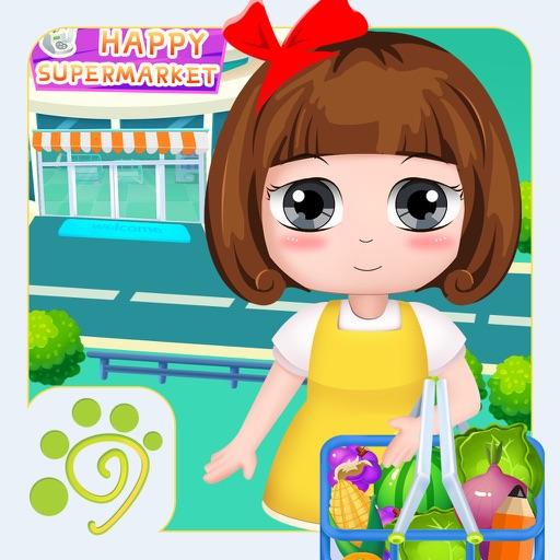 Bella supermarket Fever - Shopping simulator game iOS App
