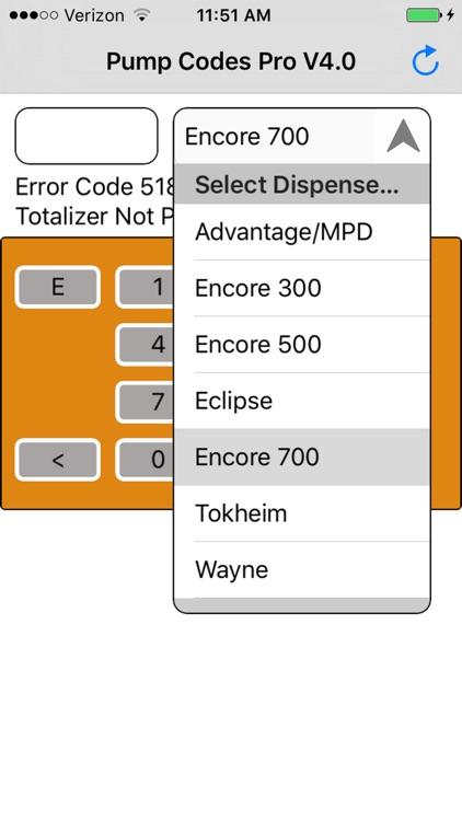 Pump Codes PRO V4.0 screenshot-3