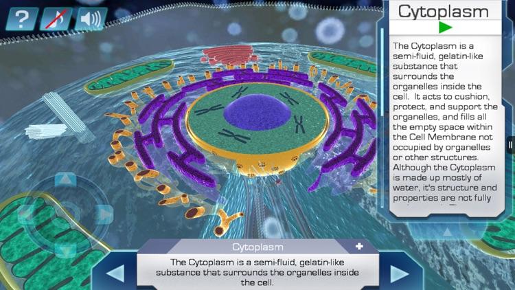 Cell World screenshot-4
