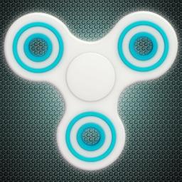 Fidget Spinner Wheel Toy - Best Stress Relief Game