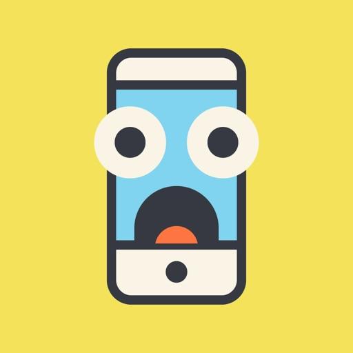 Phone Emoji Stickers