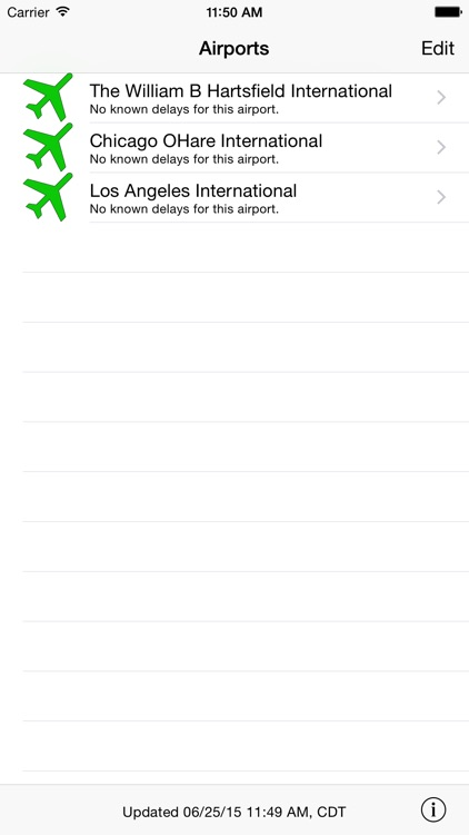 Airport Flight Delay USA screenshot-3