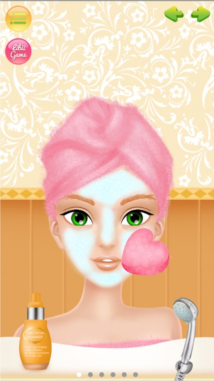 Wedding Salon - Girls Makeup, Dressup and Makeover
