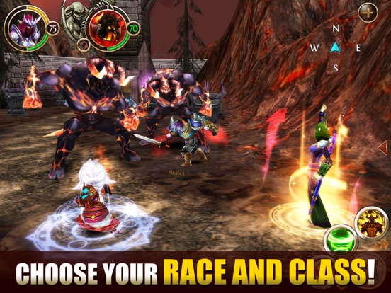 Order & Chaos Online Screenshots
