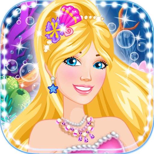 Meerjungfrau Prinzessin - verkleiden Spiel