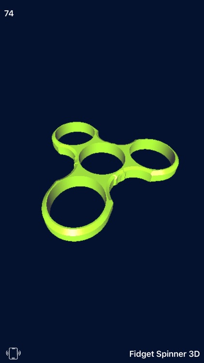 Fidget Spinner 3D - Stress Relieving Game screenshot-4
