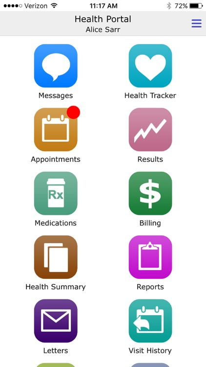 MEDITECH MHealth screenshot-1