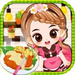 Princess Restaurant - Cooking Games Girls