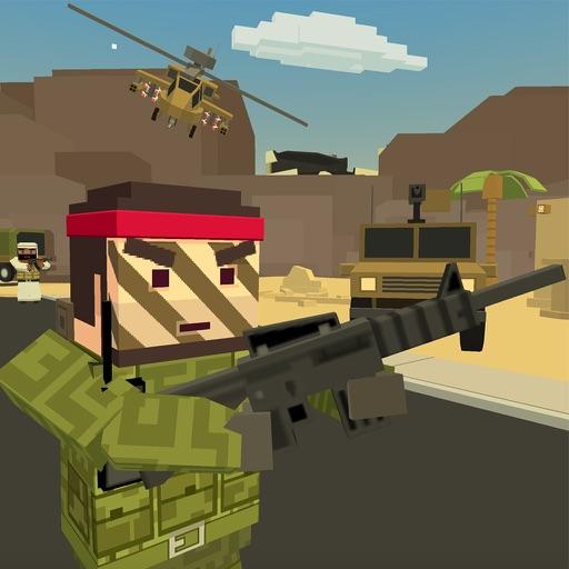 Backstorm Attack - Endless RPG War Runner icon