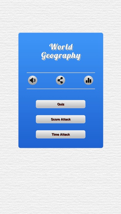 World Geography Quiz Game screenshot four