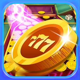 Big Casino Coin Pusher - Coins Dozer Games