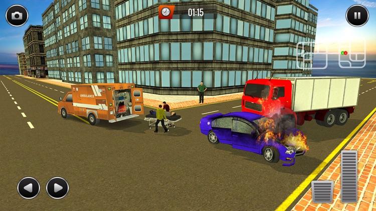 Realistic Ambulance 2017