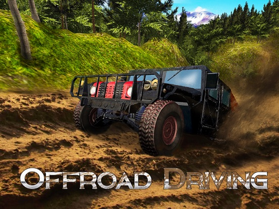 Extreme Military Offroad screenshot 5