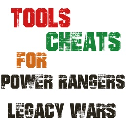 Tools Cheats For Power Rangers Legacy Wars