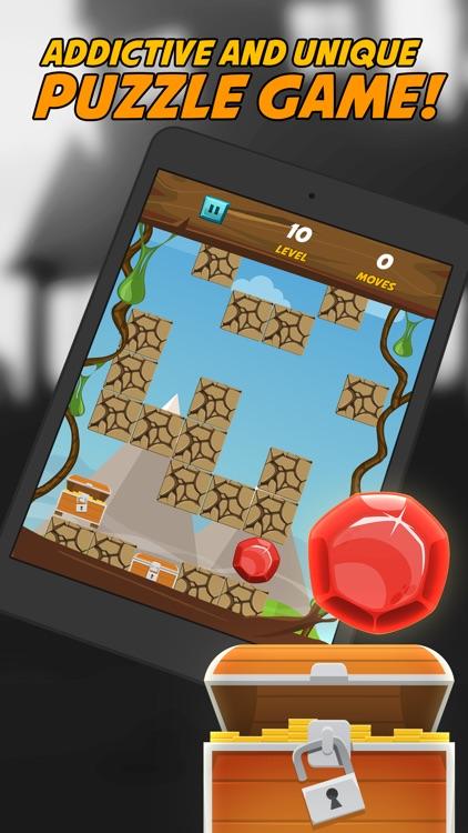 Gem Slider Puzzle Challenge Pro