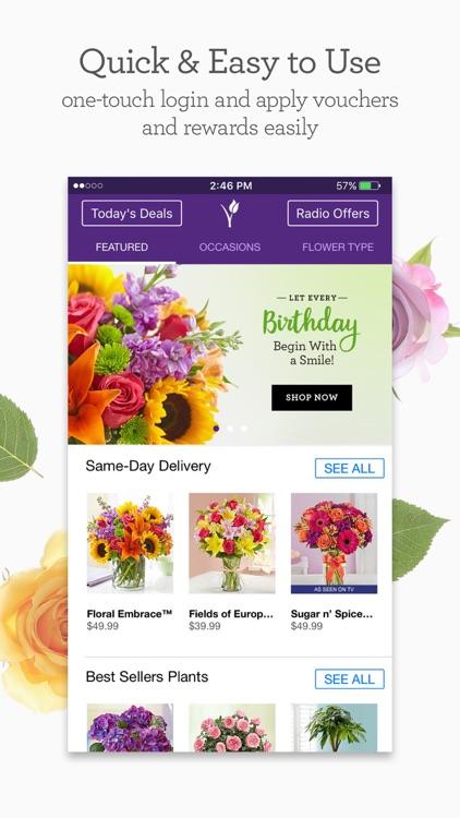 1-800-Flowers.com: Send flowers, bouquets, & gift