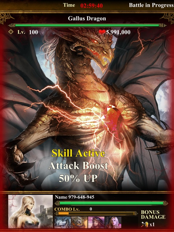 Lord of the Dragons HD screenshot-3