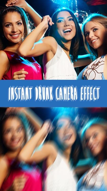Drunk Camera Effect