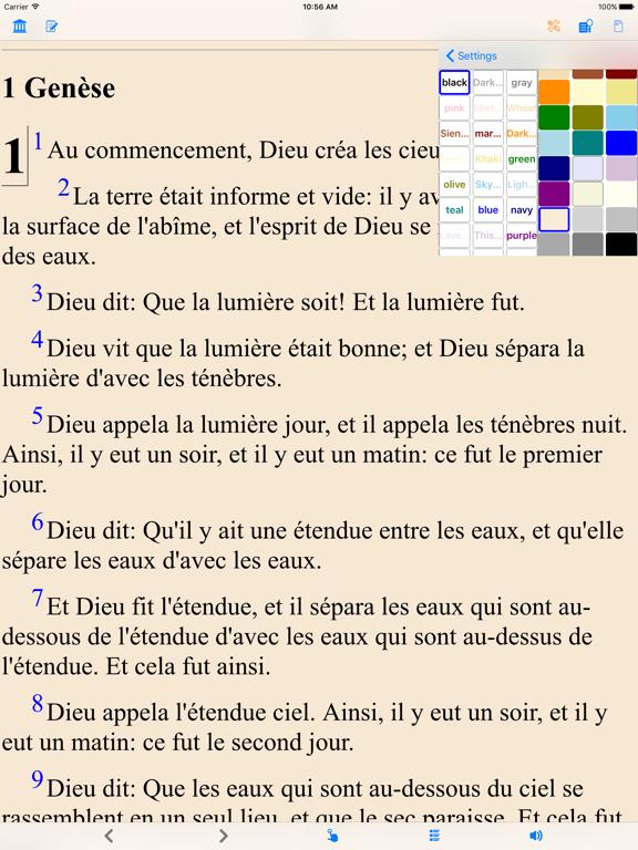 La Bible(Louis Segond 1910)(avec audio)