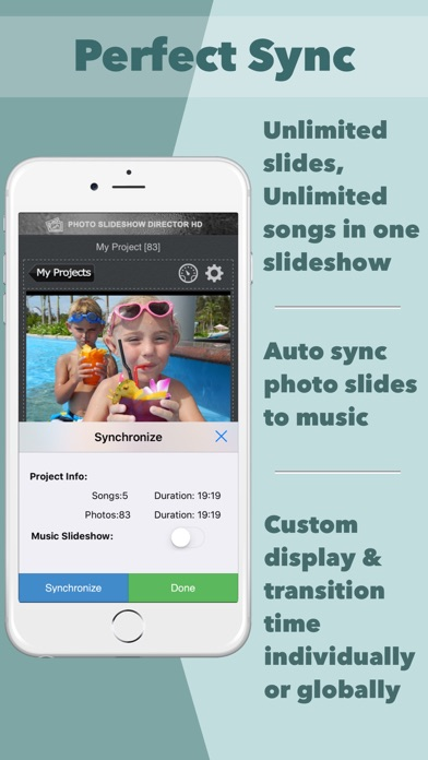 Photo Slideshow Director Pro review screenshots
