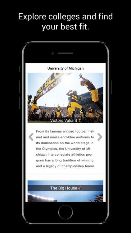 Schoold - College Search & Advice screenshot-3