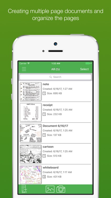 Clear Scanner Pro: Fast PDF Scans screenshot-4