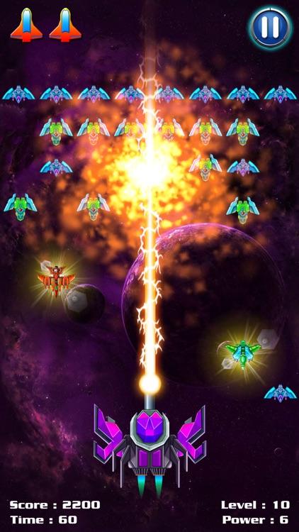 Galaxy Attack: Alien Shooter screenshot-4