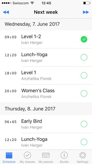 Iyengar Yoga ZugScreenshot von 1