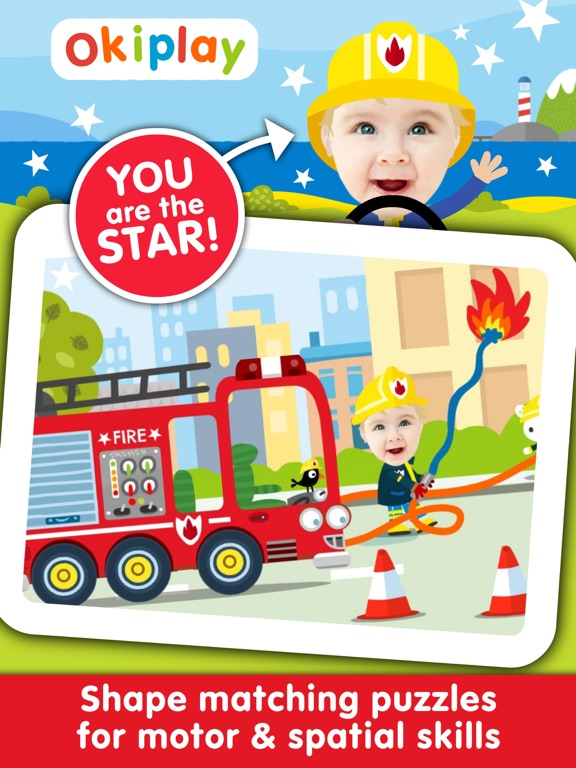 fire truck games for toddlers