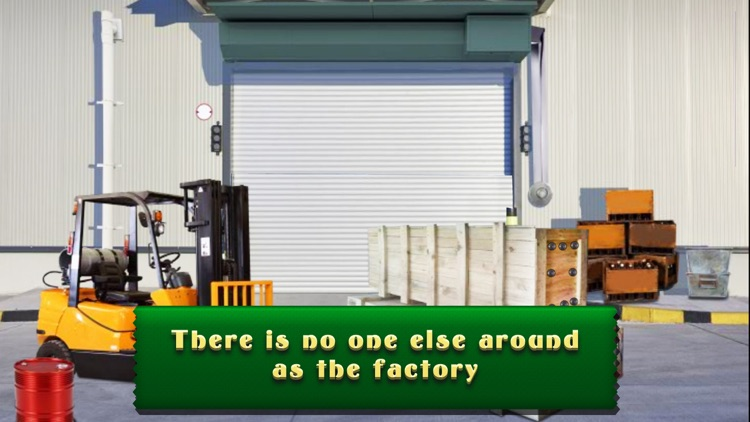 Escape The Factory - Let's start a brain challenge screenshot-1