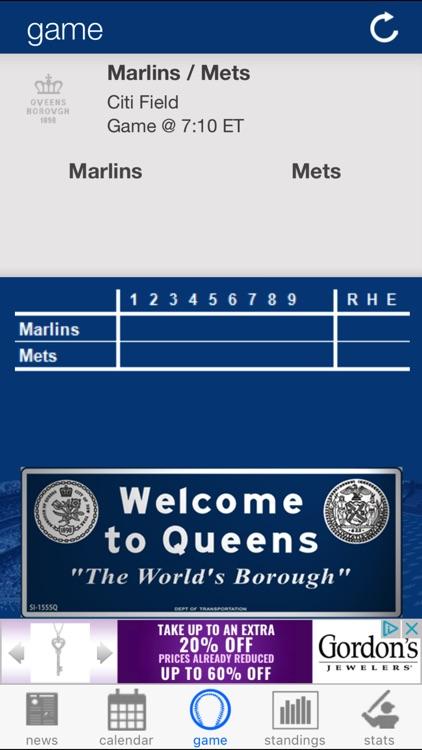 New York Baseball Mets Edition